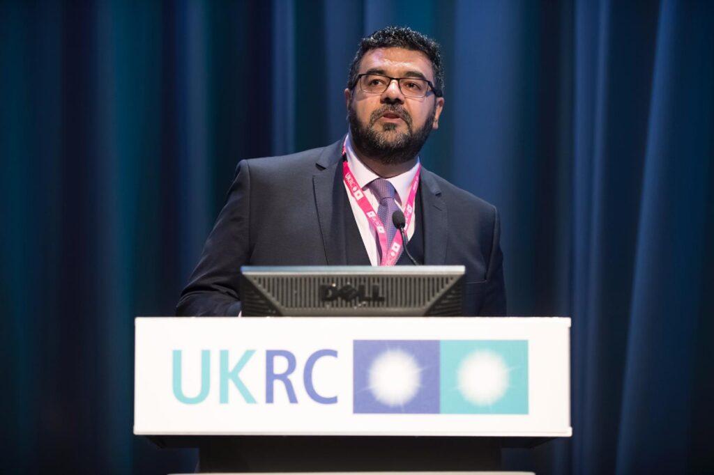 UKRC Present